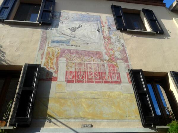 Dozza biennale del Muro dipinto