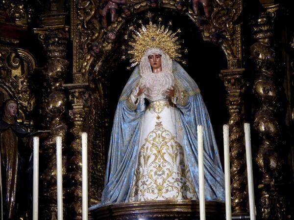 Iglesia de la O Madonna Triana Sevilla