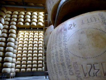 Parmigiano Reggiano - echter Parmesan, fast so wertvoll wie Gold 6