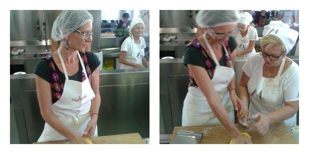 Pasta machen
