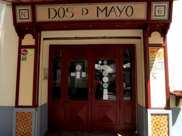 TApas Tour Sevilla dos de Mayo