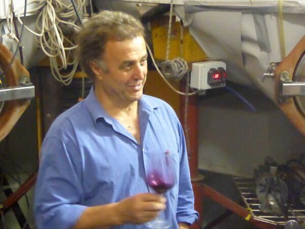 Weine der Emilia Romagna Weinbauer