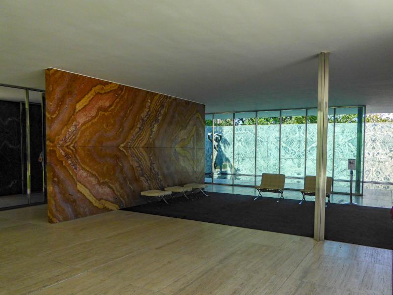 barcelona pavillon deutscher pavillon mies van der rohe