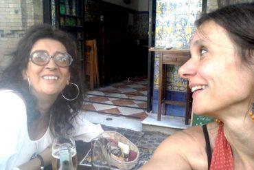 Wir sind auf Tapas Tour in Sevilla 1