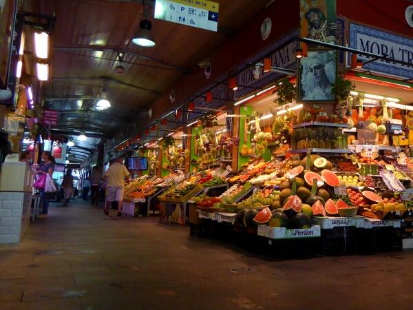 mercado Triana Sevilla