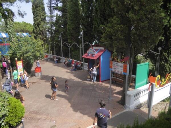 parc d attracions tibidabo barcelona