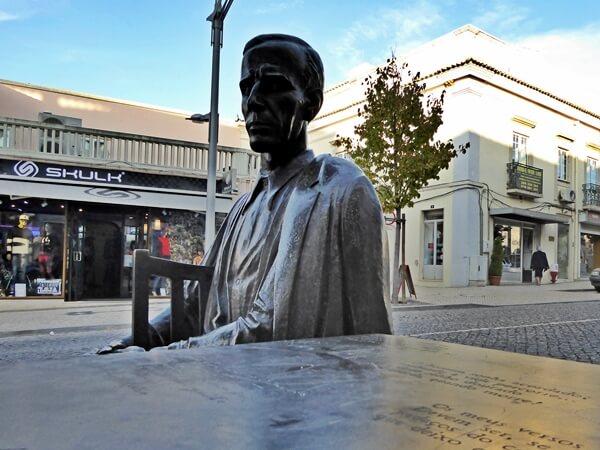 Aleixo Denkmal Loulé Algarve