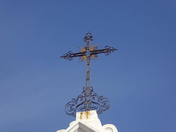 Alte Kirche Kreuz
