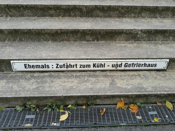 Berlin Friedrichshain am Velodrom