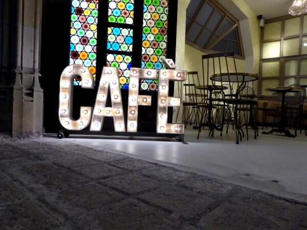 Casa Amatller Barcelona Cafe