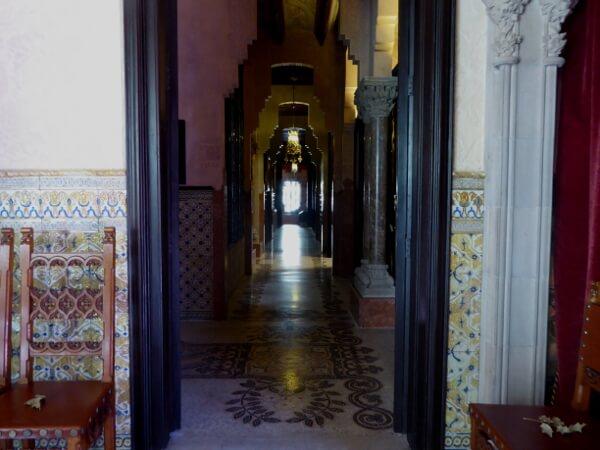 Casa Amatller Barcelona Flur