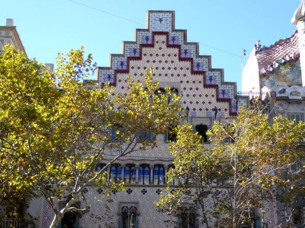 Casa Amatller Barcelona Schokolade