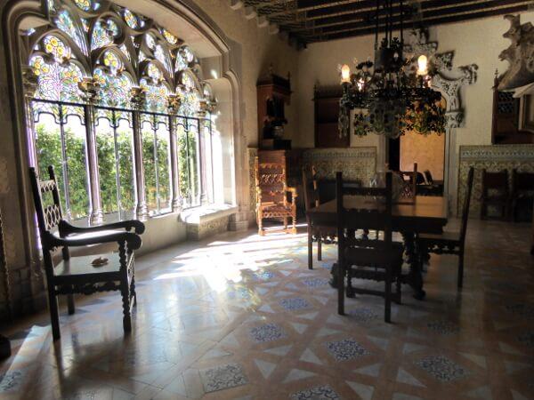 Casa Amatller Barcelona esszimmer