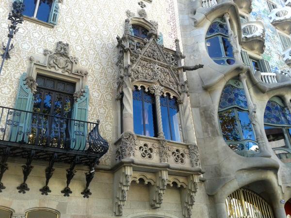 Casa Amatller Barcelona zimmer Teresa Tochter Front