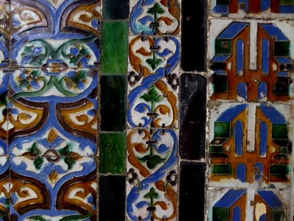 Casa pilatos Sevilla musst see Kacheln