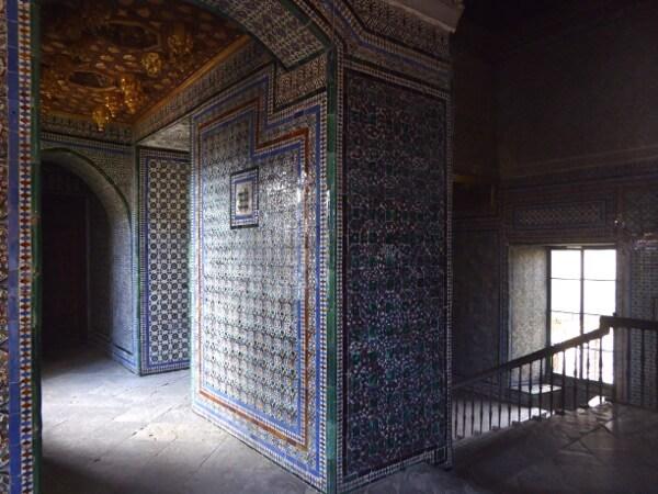 Casa pilatos Sevilla obere Etage