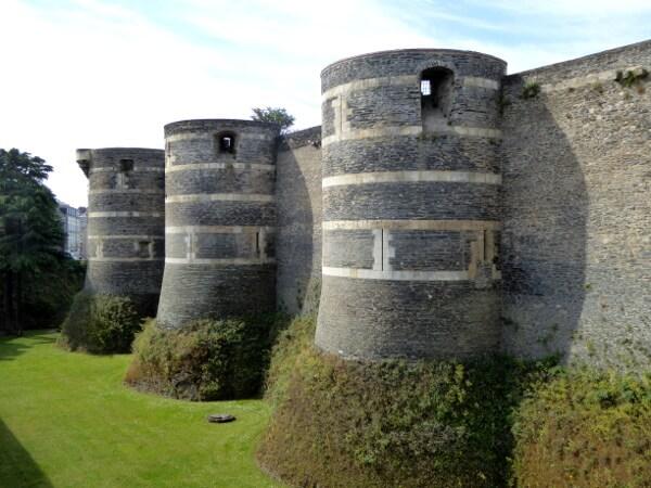 Chateau Roi rene Angers