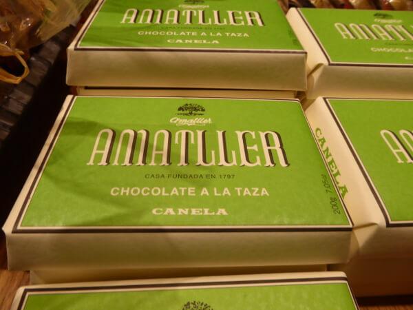 Chocolate Amatller