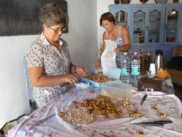 Feigen Kochen Workshop Algarve Alte