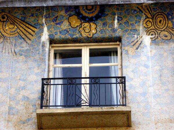Fenster maison Bleue Angers