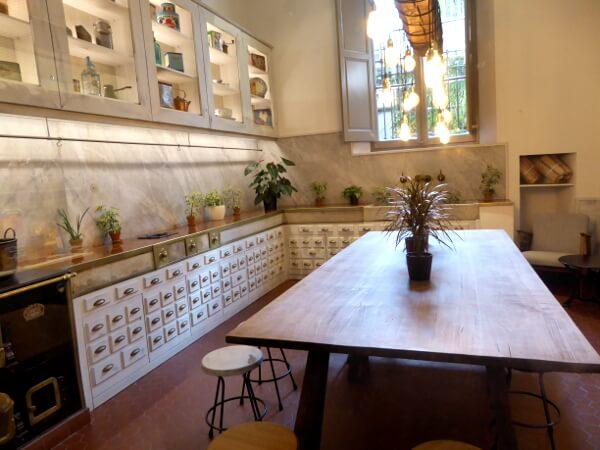 Küche Amatller Cafe
