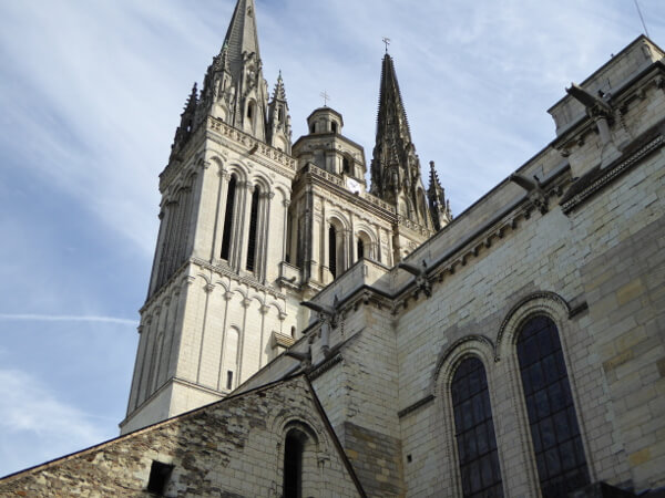 Kathedrale St Maurice Angers