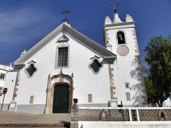 Kirche Alte