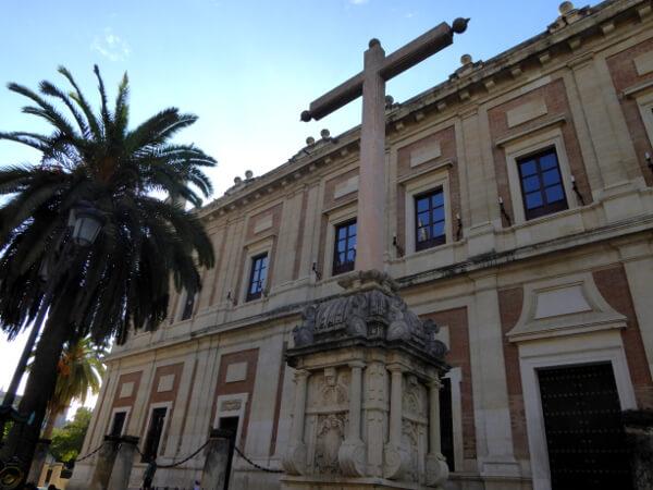 La Lonja Casa de las Indias Sevilla