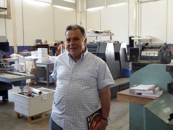 Loulé Criativo Druckerei João Gründer