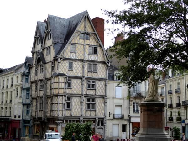 Maison D adam Haus des Adam Angers
