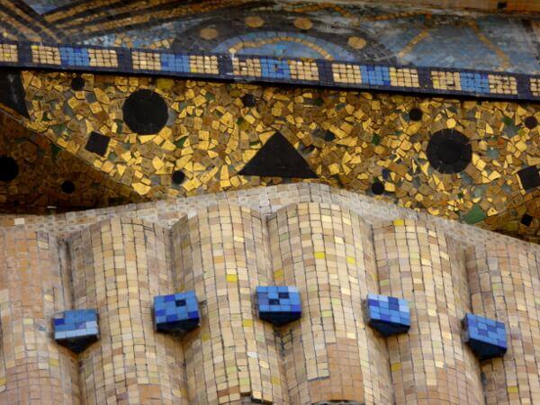 Mosaik Maison Bleue Angers