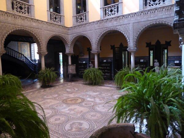 Palacio Lebrija Sevilla
