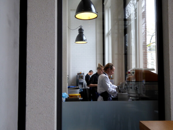 Plantage Amsterdam Restaurants Holland