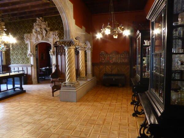 Privaträume antoni Amatller Casa Amatller