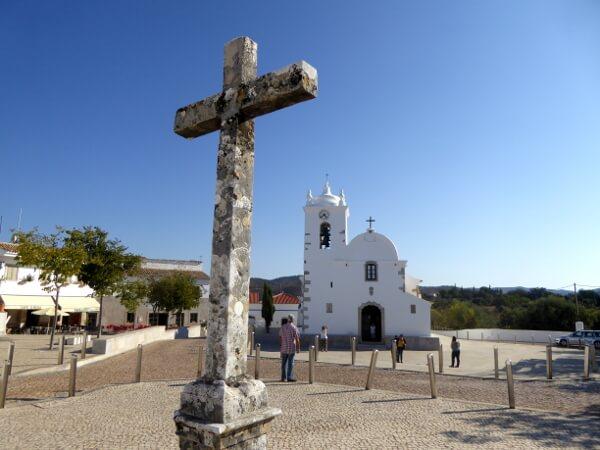 Querença Algarve Kirche
