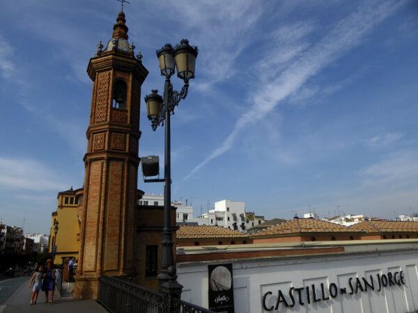 Sevilla Castillo de Sant jorge