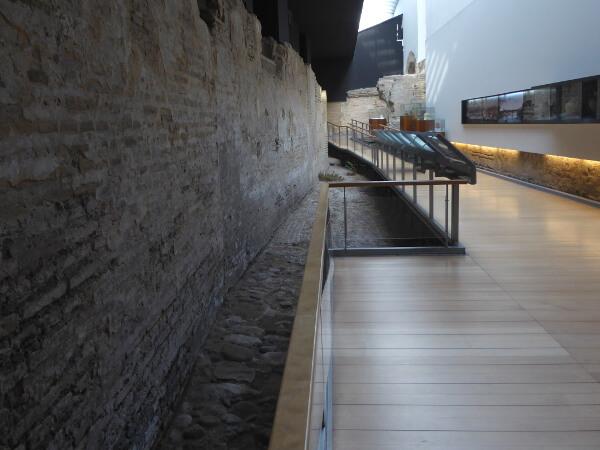 Sevilla Castillo sant jorge inquisition museum