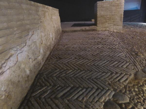 Sevilla Castillo sant jorge sitz inquisition