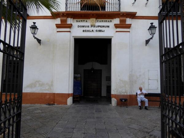 Sevilla Hospital de la Santa Caridad