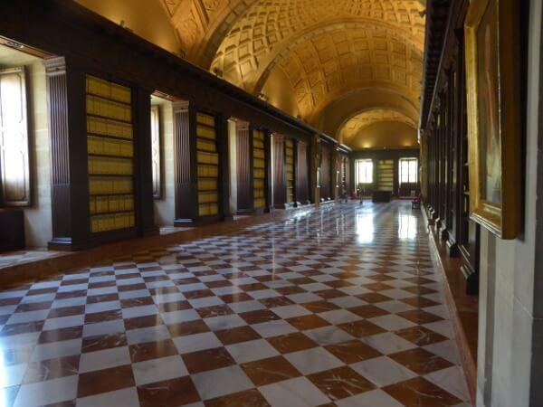 Sevilla Lonja Archivo de las Indias