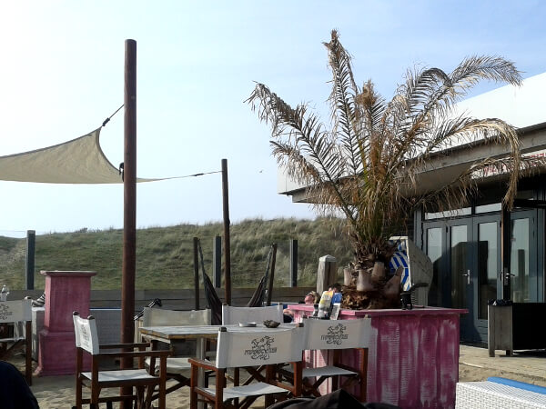 Strandplaats Nederzandt Restaurants Holland tipps