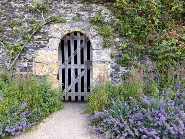 chateau Angers Garten