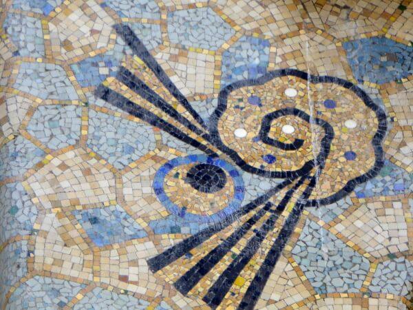 detail Maison Bleue Angers