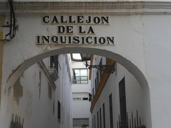 sevilla callejon de la inquisicion