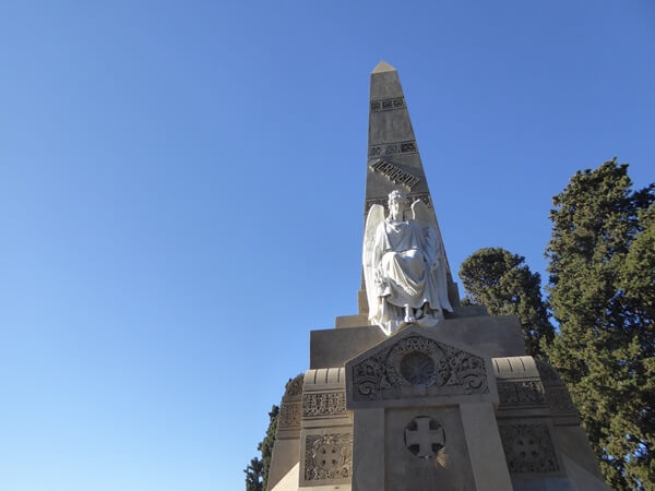 Architekt denkmal Cementiri Montjuic