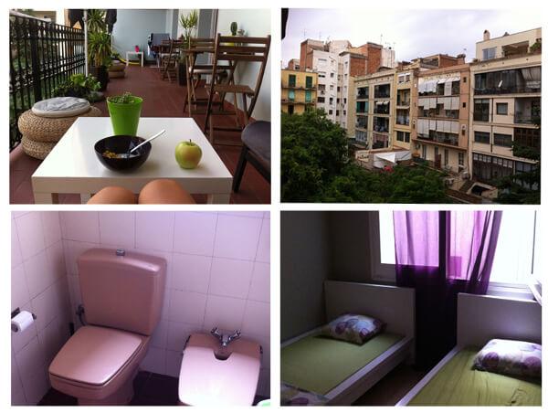 Barcelona Hostel Fabrizzios_Petit