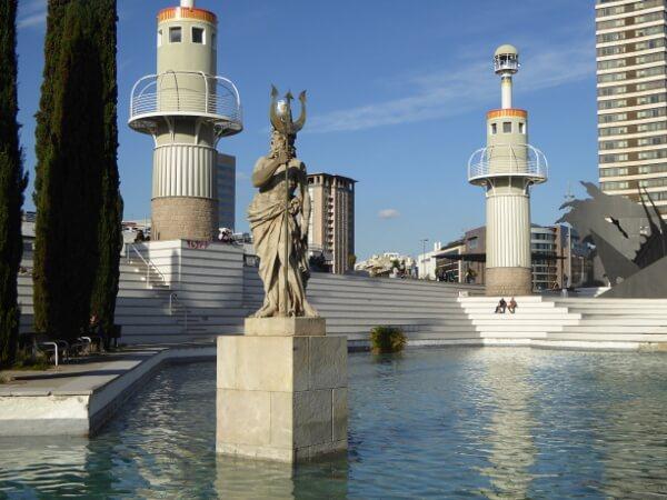 Barcelona Sants Parc