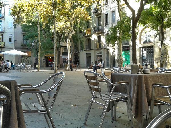 Barcelona Sants Plaça Osca