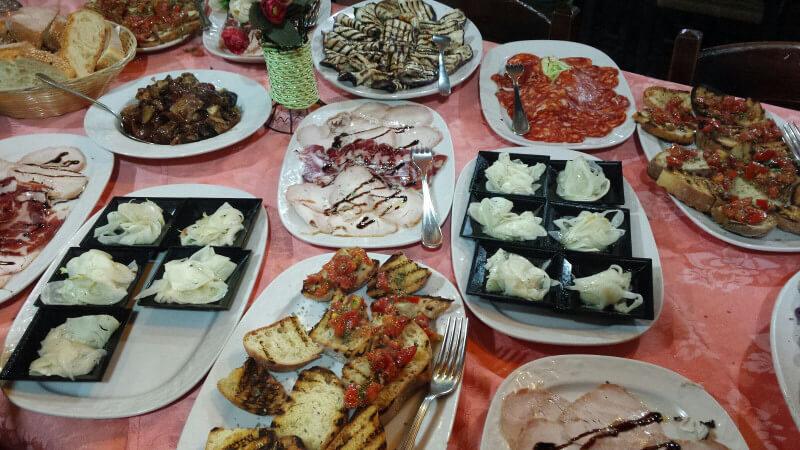 Essen Restaurant parco delle Madonie