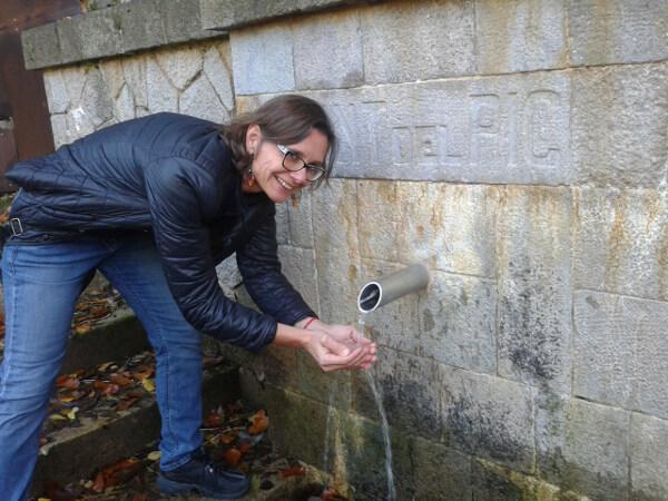 Font del Pic Wasser Sant Hilari Sacalm